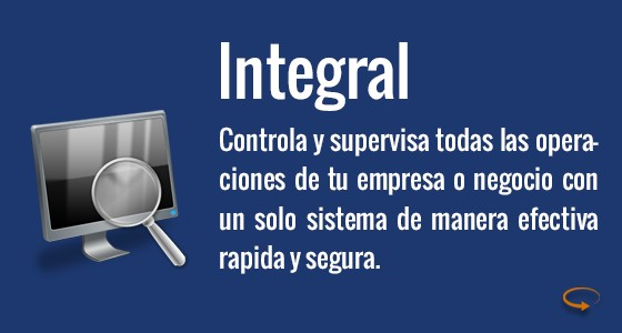 Integral Front